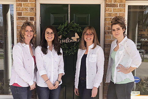 Skelton Eye Care Team